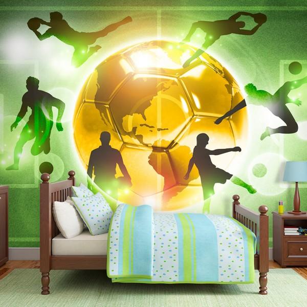 Fotomurale - Football training - Quadri e decorazioni
