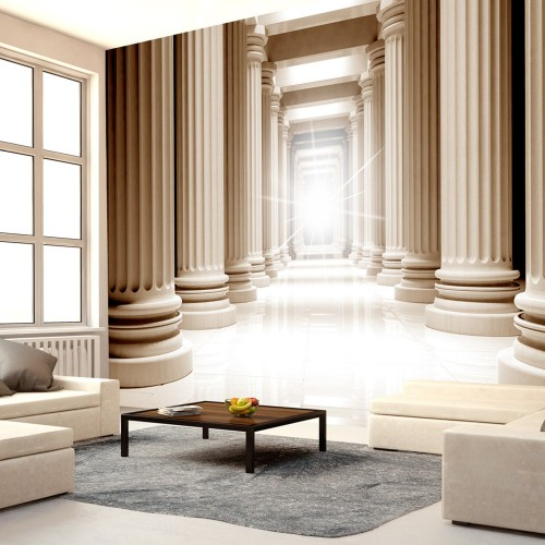 Fotomurale - In the ancient pantheon - Quadri e decorazioni