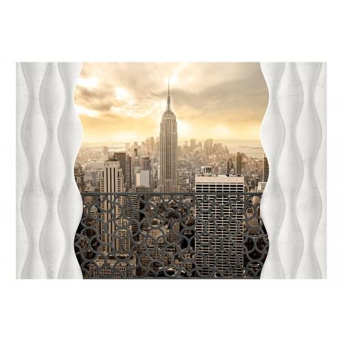 Fotomurale - Light of New York - Quadri e decorazioni