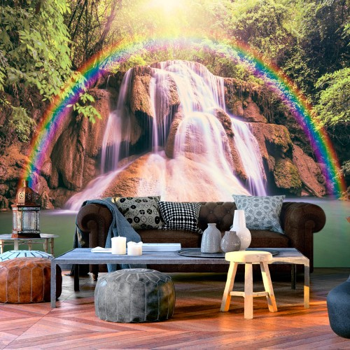 Fotomurale - Magical Waterfall - Quadri e decorazioni