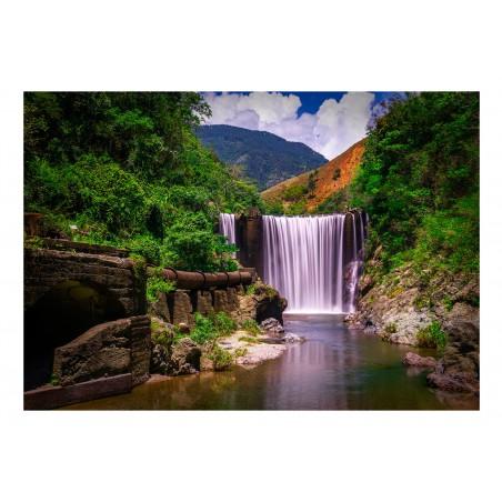 Fotomurale - Reggae Falls - Quadri e decorazioni