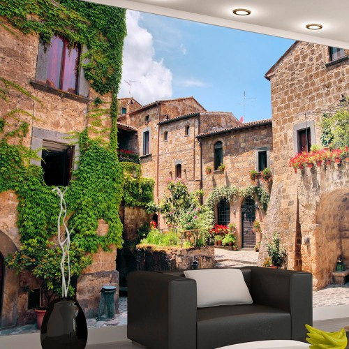 Fotomurale - Tuscan alley - Quadri e decorazioni