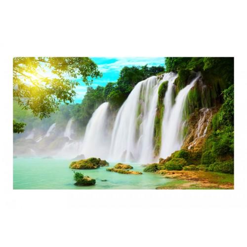 Fotomurale - Detian - cascata (Cina) - Quadri e decorazioni