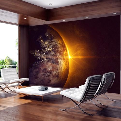 Fotomurale - Terra d'oro - Quadri e decorazioni