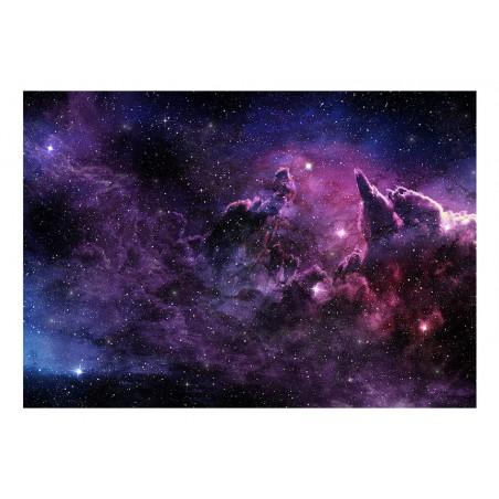 Fotomurale - Purple Nebula - Quadri e decorazioni
