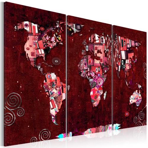 Quadro - Ruby World - Quadri e decorazioni