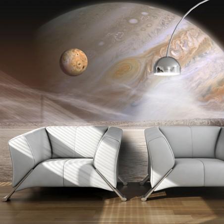 Fotomurale - Piccolo e grande pianeta - Quadri e decorazioni