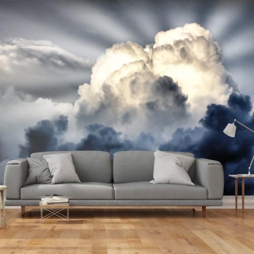 Fotomurale - Pioggia nel cielo - Quadri e decorazioni
