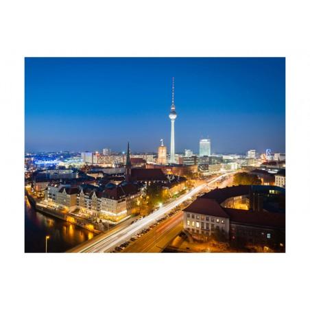 Fotomurale - Berlin by night - Quadri e decorazioni