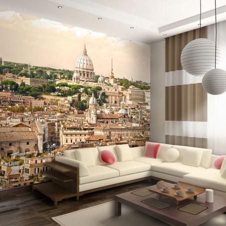 Fotomurale - Roma: panorama - Quadri e decorazioni