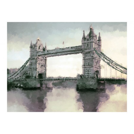 Fotomurale - Vittoriano Tower Bridge - Quadri e decorazioni