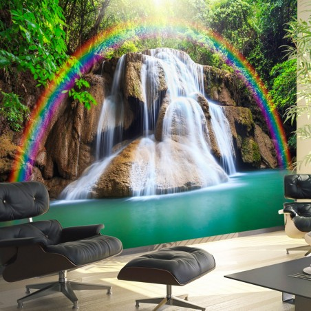 Fotomurale - Waterfall of Fulfilled Wishes - Quadri e decorazioni