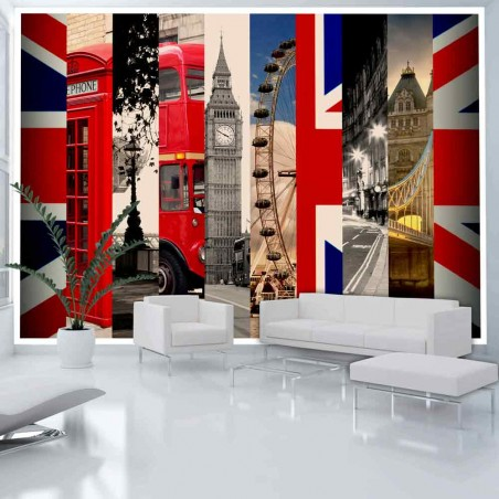 Fotomurale - London - Quadri e decorazioni