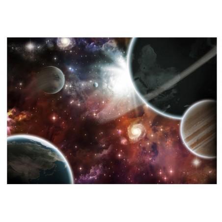 Fotomurale - Passeggiata nel cosmo - Quadri e decorazioni