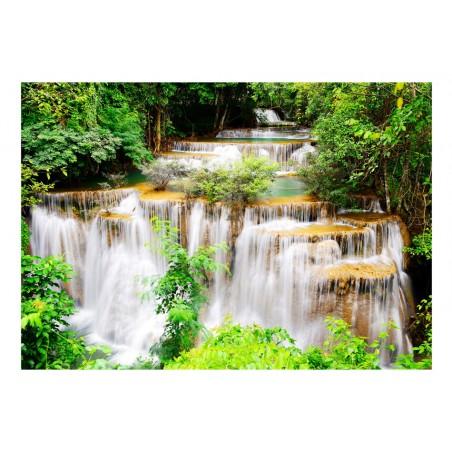 Fotomurale - Cascata tailandese - Quadri e decorazioni