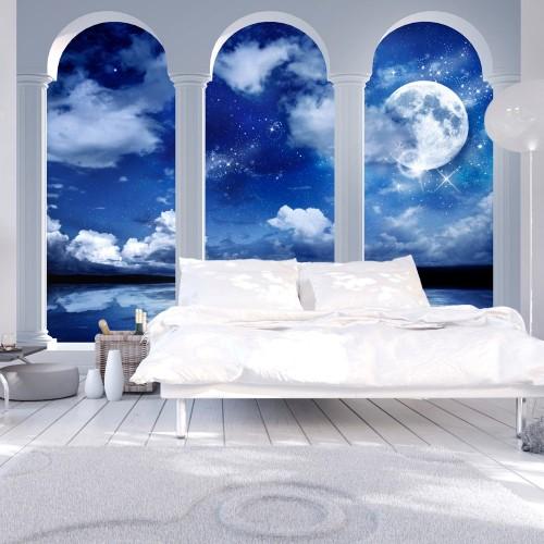 Fotomurale - Una notte in Grecia - Quadri e decorazioni