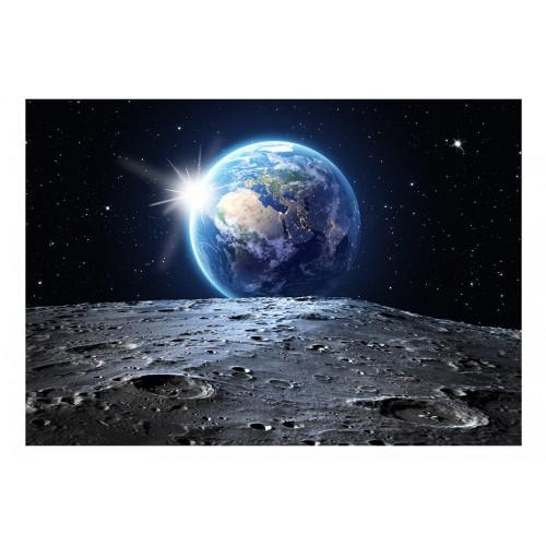 Fotomurale - View of the Blue Planet - Quadri e decorazioni