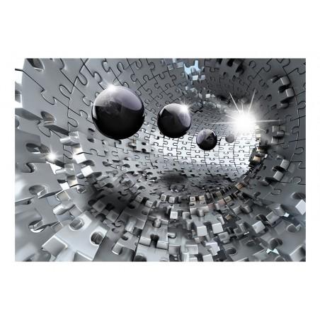 Fotomurale - Puzzle - Tunnel - Quadri e decorazioni