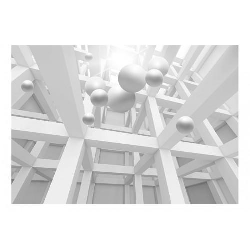 Fotomurale - White Enclave - Quadri e decorazioni