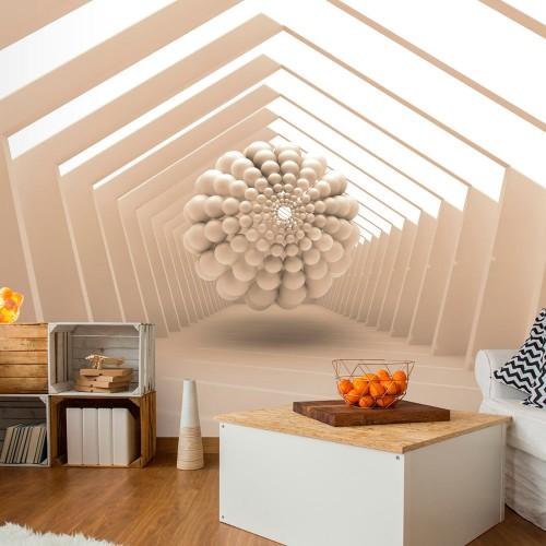 Fotomurale - Abstract Corridor - Quadri e decorazioni