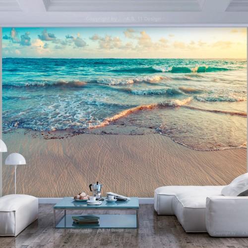 Fotomurale - Beach in Punta Cana - Quadri e decorazioni