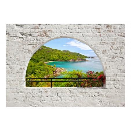 Fotomurale - Emerald Island - Quadri e decorazioni