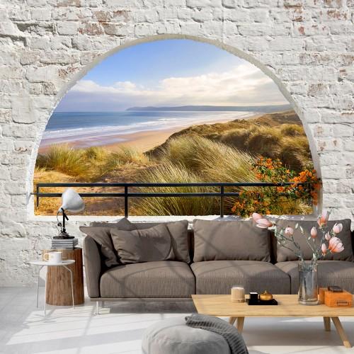 Fotomurale - Hidden Beach - Quadri e decorazioni