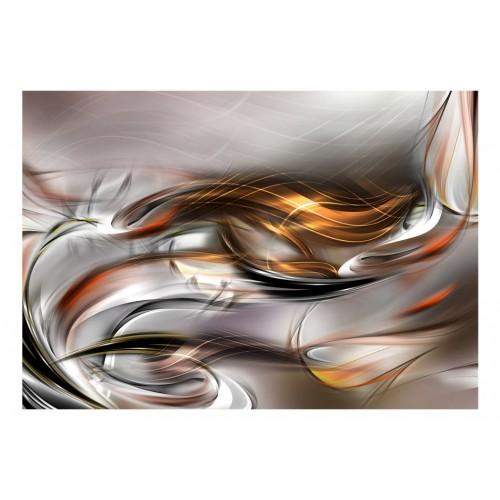 Fotomurale - Nuvola dorata - Quadri e decorazioni