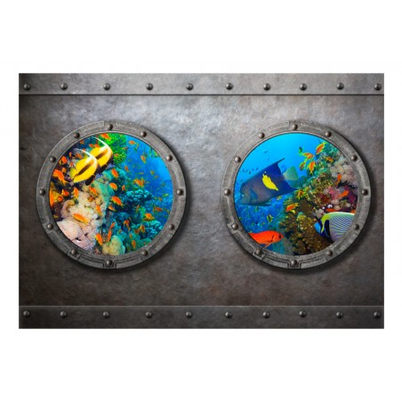 Fotomurale - Window to the underwater world - Quadri e decorazioni