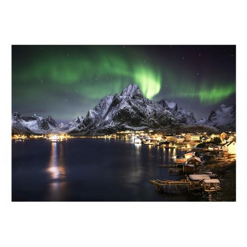 Fotomurale - Aurora borealis - Quadri e decorazioni