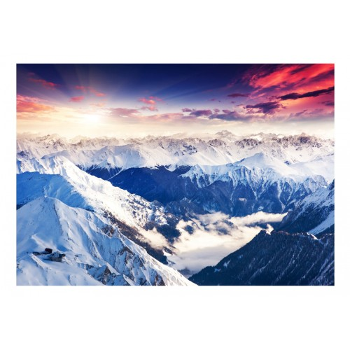Fotomurale - Magnificent Alps - Quadri e decorazioni