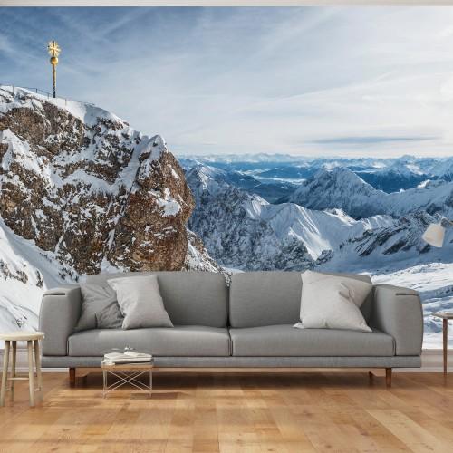 Fotomurale - Alpi - Zugspitze - Quadri e decorazioni