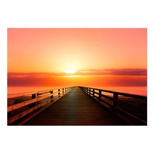Fotomurale - Rito del sole - Quadri e decorazioni