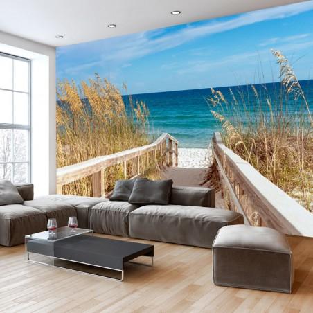 Fotomurale - Summer at the Seaside - Quadri e decorazioni