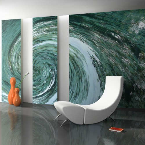 Fotomurale - Water twist - Quadri e decorazioni