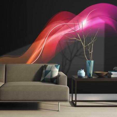 Fotomurale - Abstract colorful jellyfish - Quadri e decorazioni