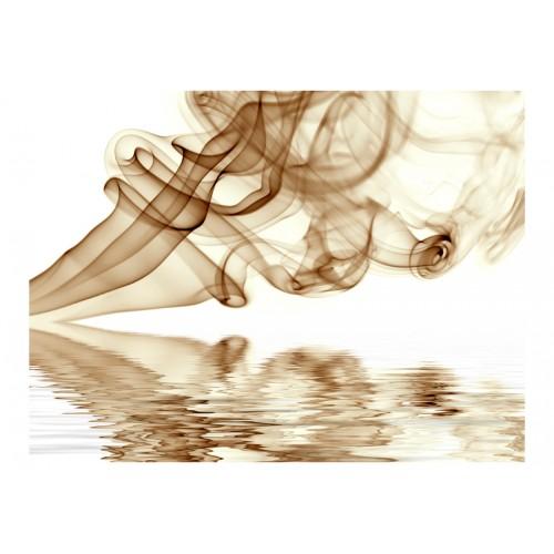 Fotomurale - Smoke curls - Quadri e decorazioni