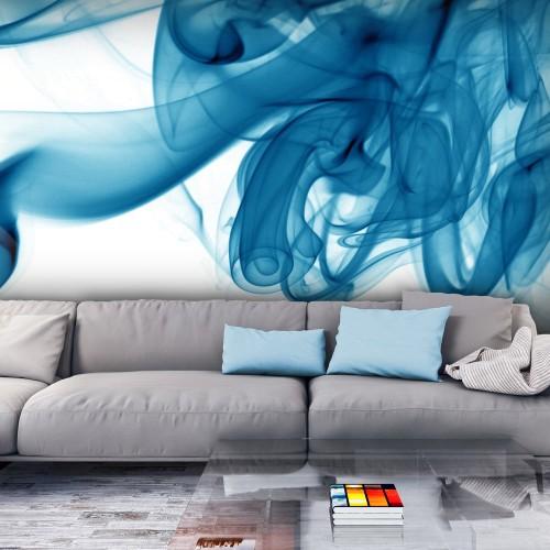 Fotomurale - Fumo blu - Quadri e decorazioni