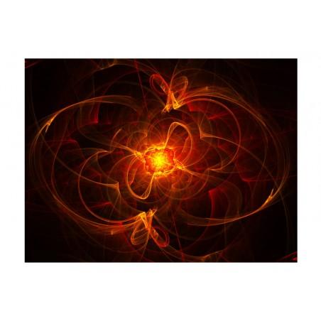 Fotomurale - Abstract fire - Quadri e decorazioni