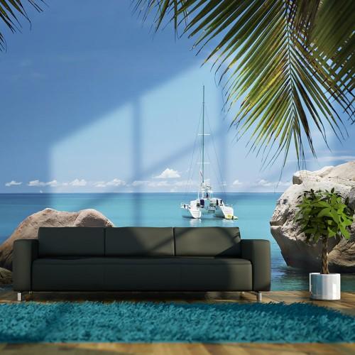 Fotomurale - Seychelles - Quadri e decorazioni