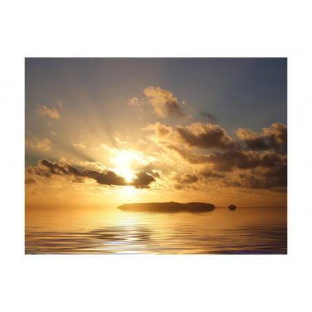 Fotomurale - mare - tramonto - Quadri e decorazioni