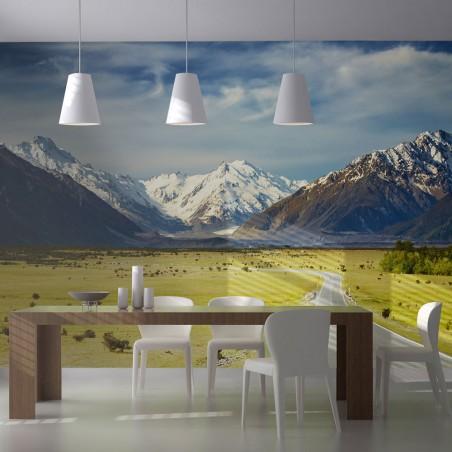 Fotomurale - Southern Alps, New Zealand - Quadri e decorazioni