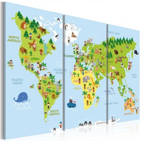 Quadro - Children's World - Quadri e decorazioni
