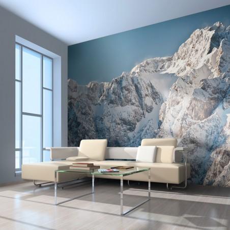 Fotomurale - Inverno nelle Alpi - Quadri e decorazioni
