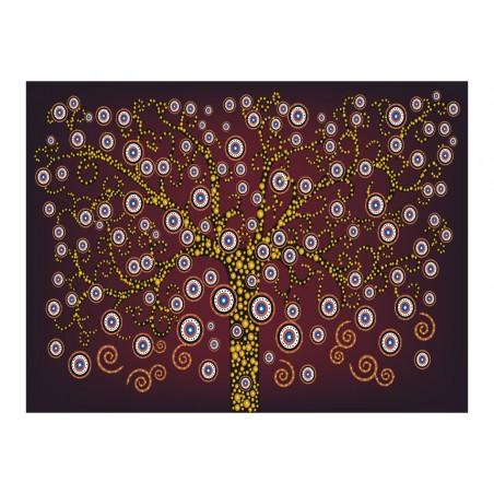 Fotomurale - albero (Oriente) - Quadri e decorazioni