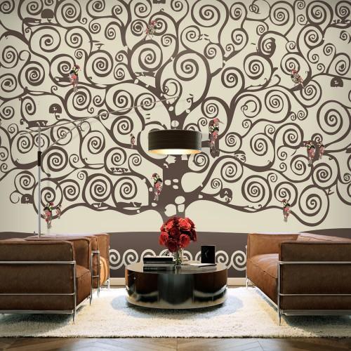Fotomurale - Spiral branches - Quadri e decorazioni