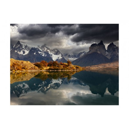 Fotomurale - Torres del Paine National Park - Quadri e decorazioni