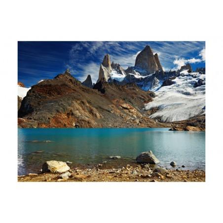 Fotomurale - Mount Fitz Roy, Patagonia, Argentina - Quadri e decorazioni