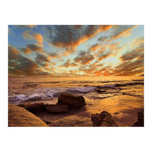 Fotomurale - Paesaggio marino, Turchia - Quadri e decorazioni
