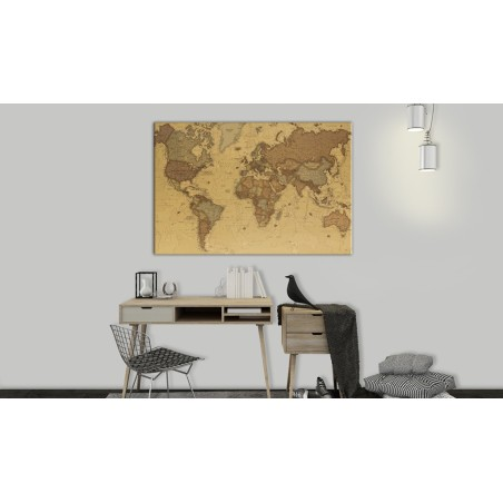 Quadro - Ancient World Map - Quadri e decorazioni